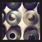 vases enfumés